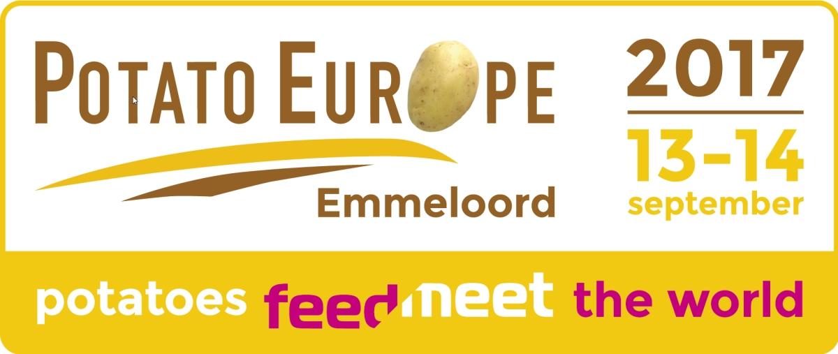 emmeloord potato europe 2017 beurs beurzen pe Potatoeurope logo