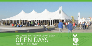 Bejo Open Days 2016 logo