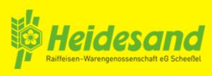 Heidesand Scheeßel Scheessel Scheesel logo