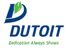 dutoit dedication always shows logo
