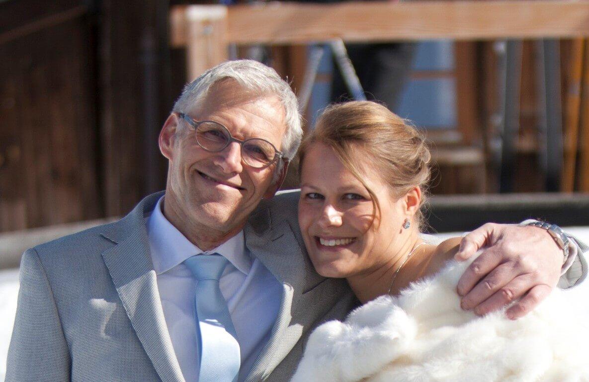 Piet en Sandra Pannekeet