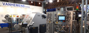 Demonstratie op Interpom 2018