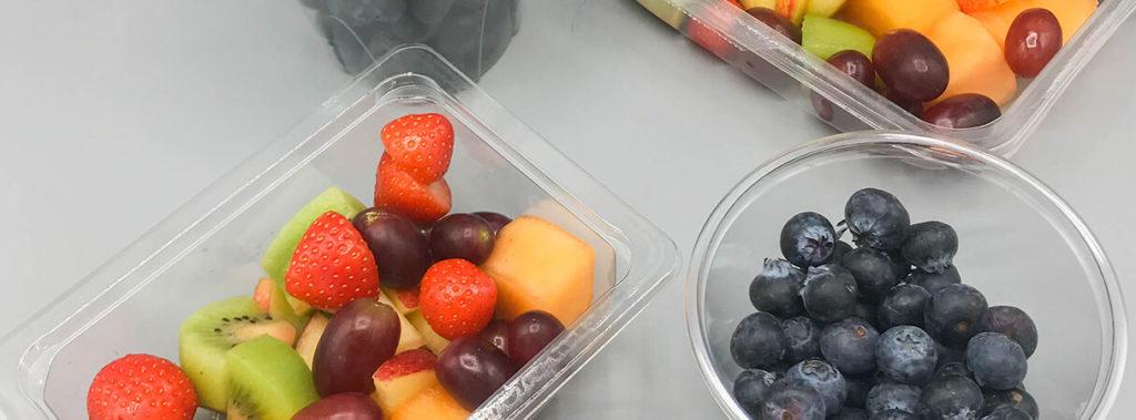 JASA levert complete verpakkingslijnen voor het verpakken van bewerkt en onbewerkt fruit