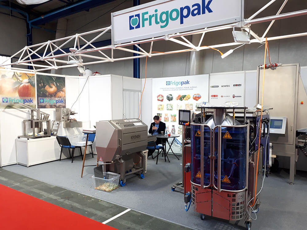 Frigopak at Agritech 2019