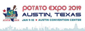 Potati Expo 2019 Austin Texas
