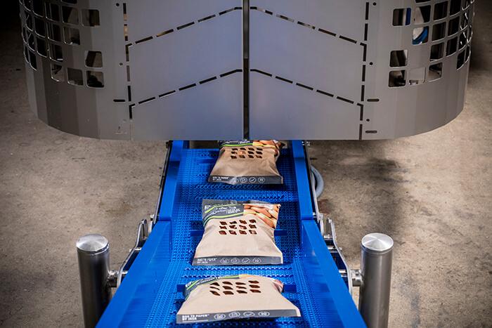 aardappels verpakken