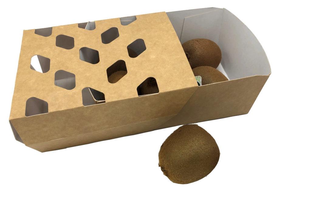 Kiwiw in sustainable packaging