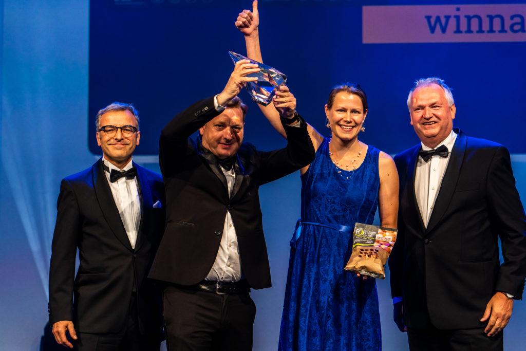 JASA winnaar NL Packaging Awards 2019