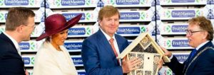 Queen Maxima and Willem Alexander