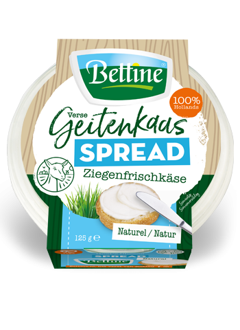 Bettine geitenkaas spread