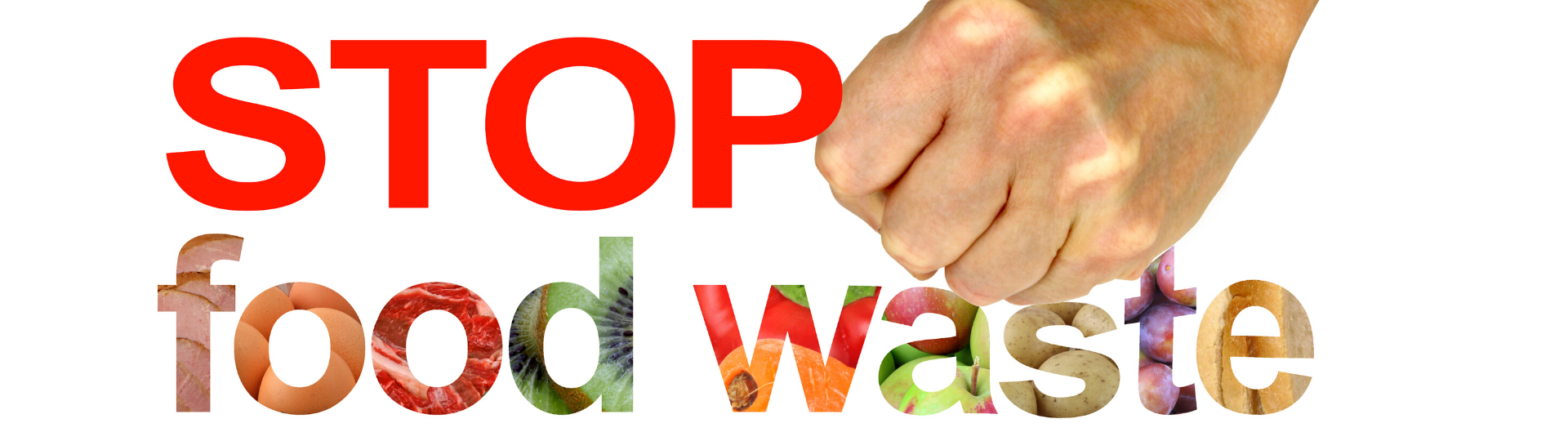 Stop voedselverspilling