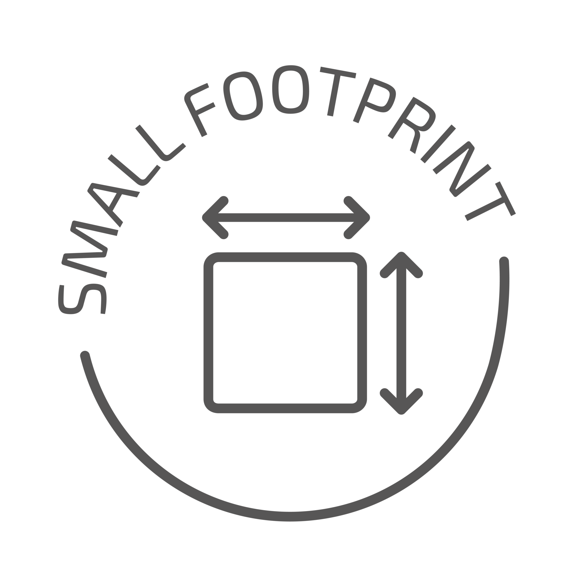 JASA Small Footprint iconen