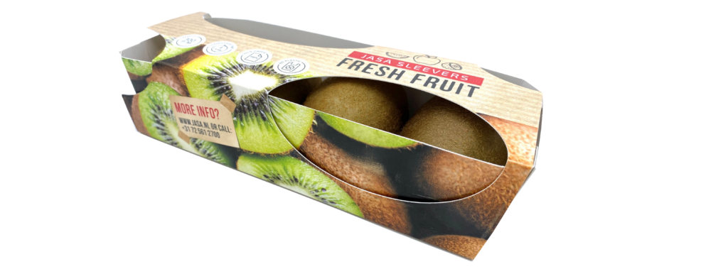 kiwis with sleeve