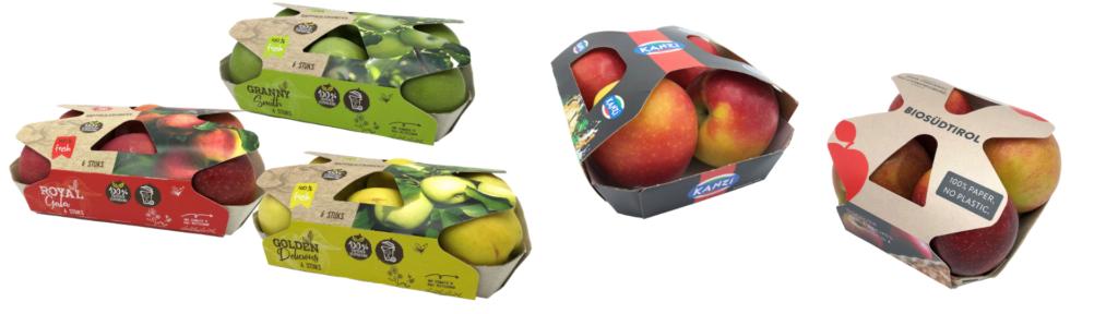 Appelverpakkingen