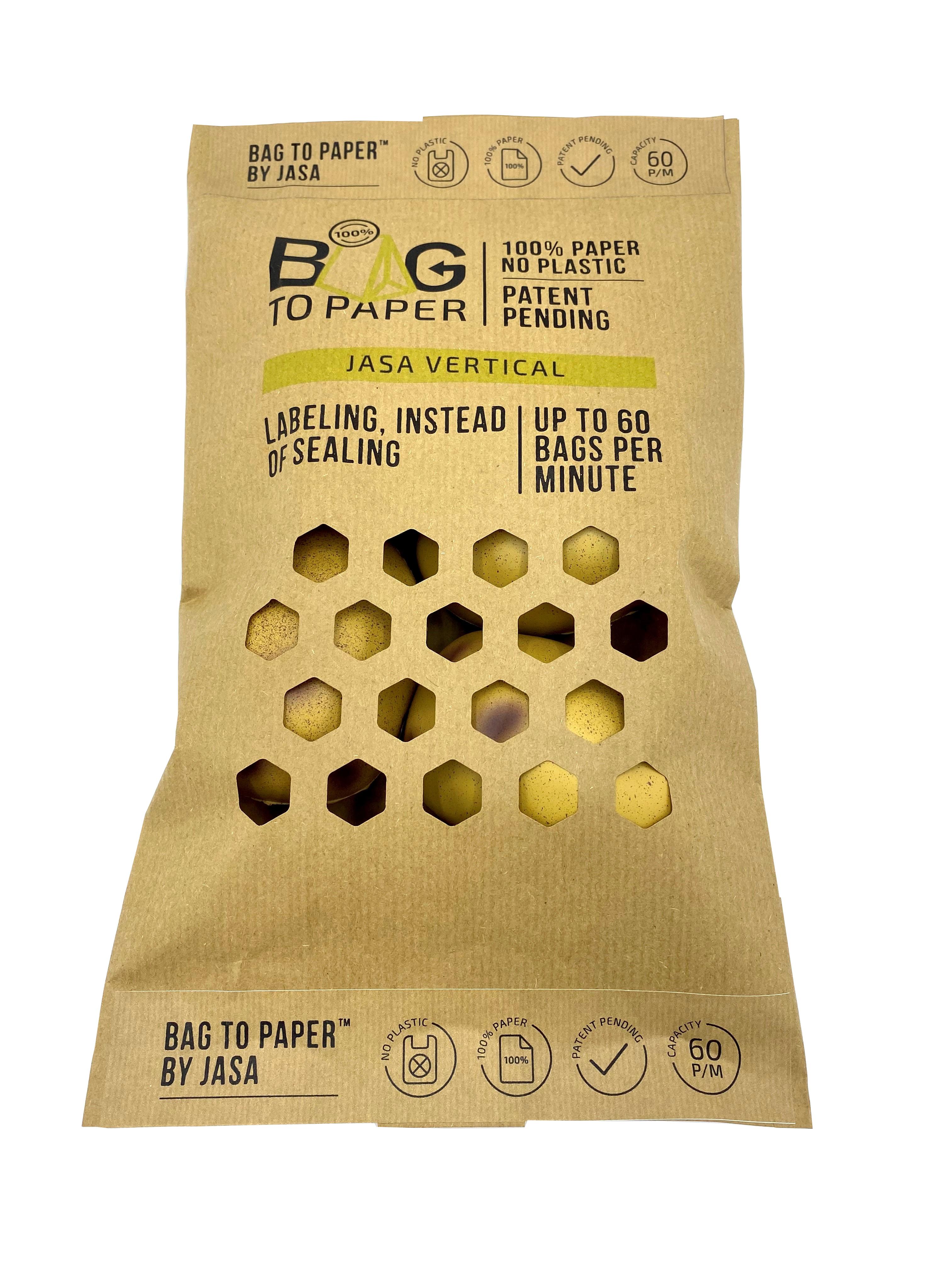 Bag-2-Paper met aardappels 2