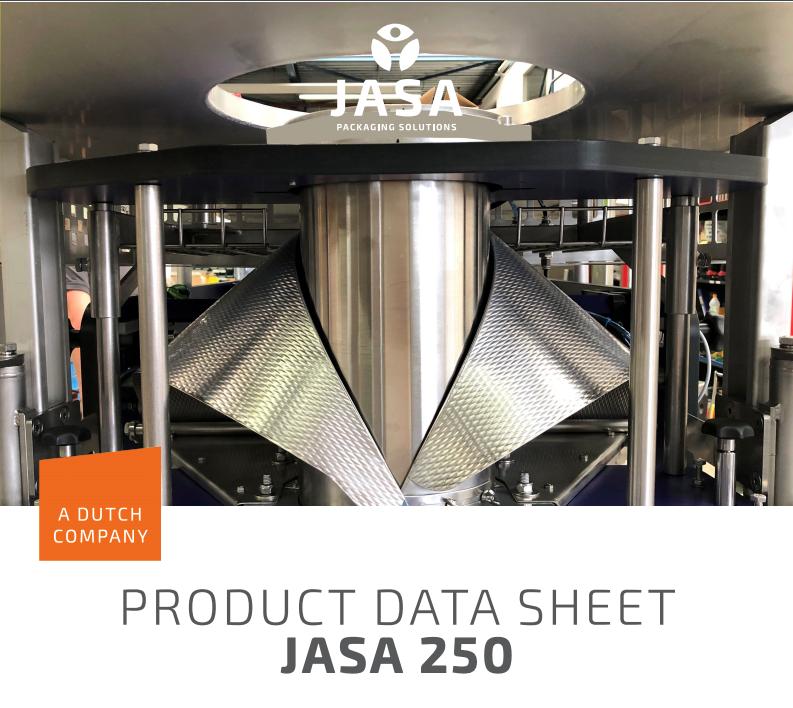 Product Data sheet JASA 250