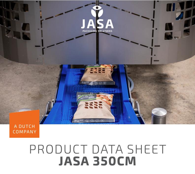 Product Data Sheet JASA 350CM