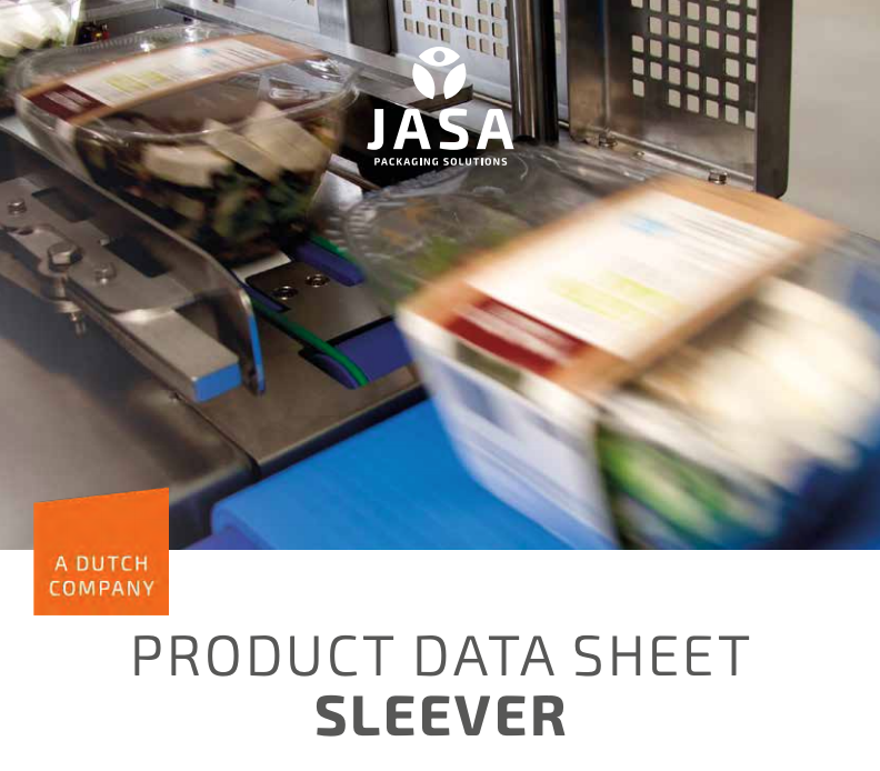 Product Data Sheet Sleever