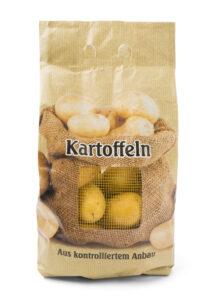 Duitse zak aardappelen