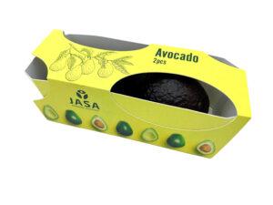 Avocado kartonnen verpakking
