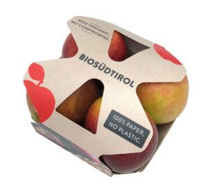 4 appel verpakking