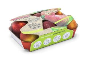 Appel verpakking