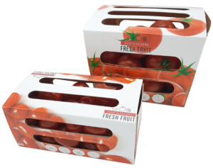 Tomaten verpakking