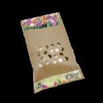 Bag paper flower bulbs