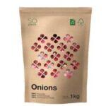 Paper bag onions