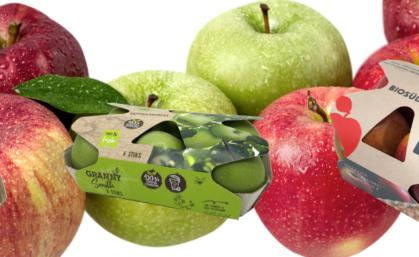 Appel verpakkingen