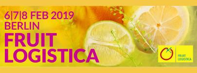 Fruit Logistica 2019 logo
