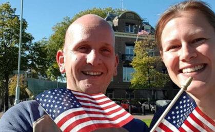 Joost en Sandra naar Amerika voor JASA