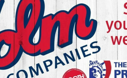 Logo VOLM New York Show and Produce