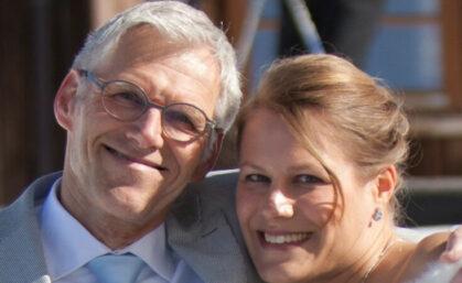 Sandra en Piet Pannekeet